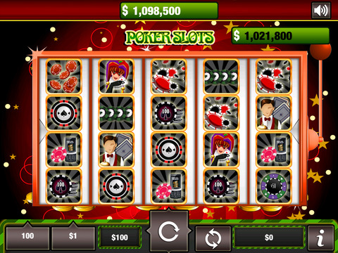 Poker Heaven Slots screenshot 2