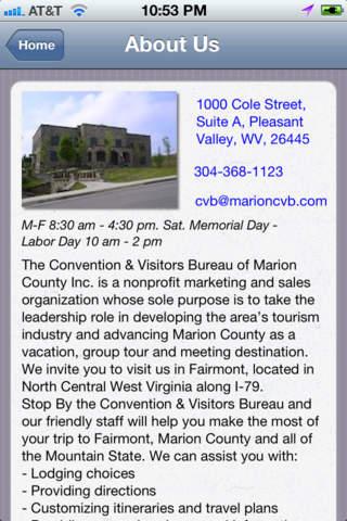 Marion County CVB - náhled