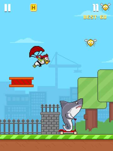 Hoppy Frog 2 - City Escape screenshot 6