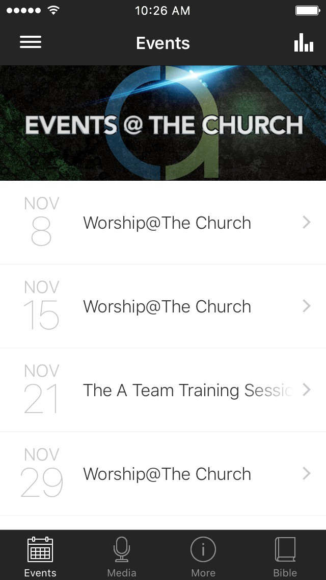 TheChurchNow screenshot 1