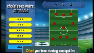Euro League Football Deluxe screenshot 4