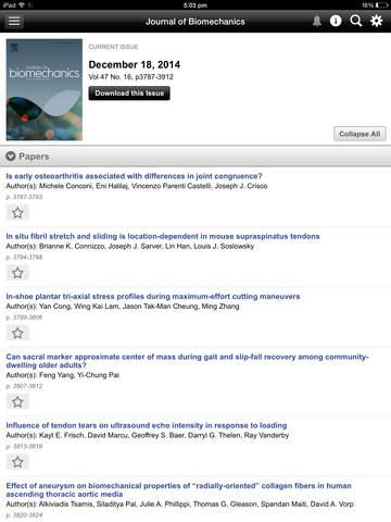 Journal of Biomechanics screenshot 9