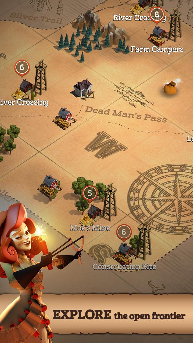 Compass Point: West screenshot 4