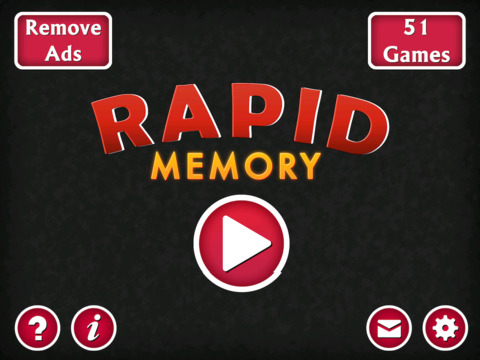 Rapid Memory screenshot 5