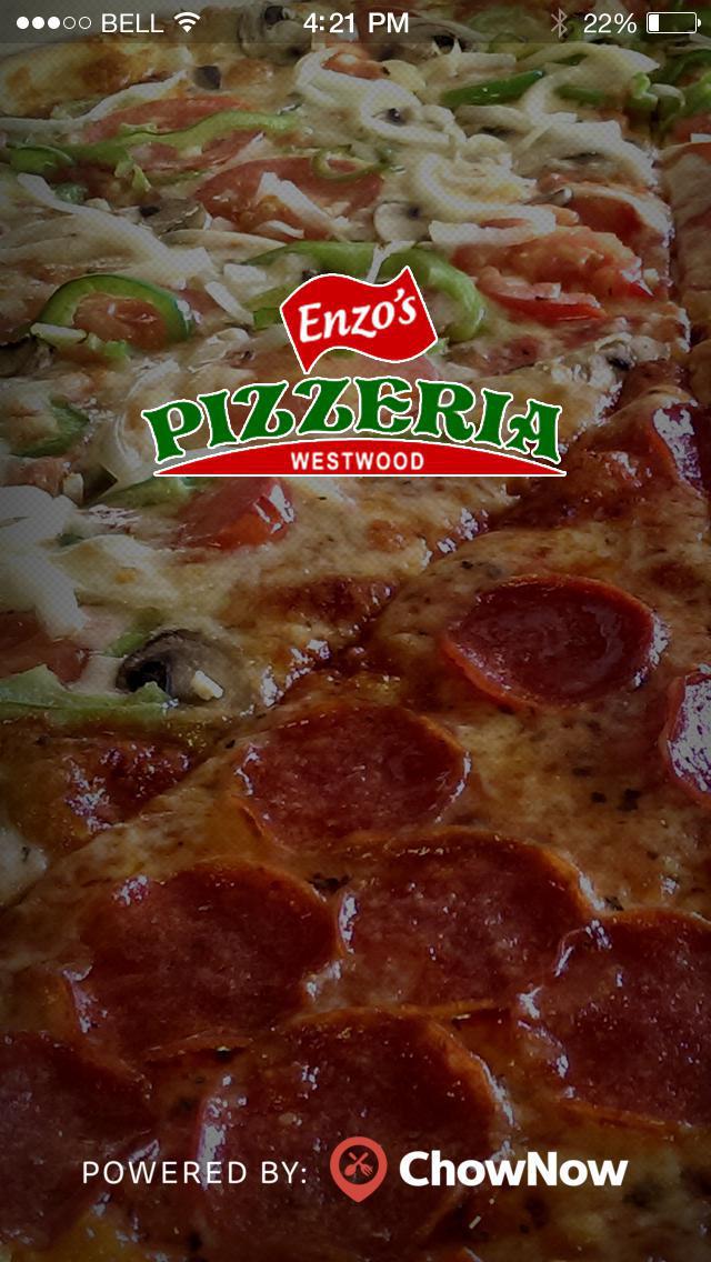 Enzo's Pizzeria screenshot 1