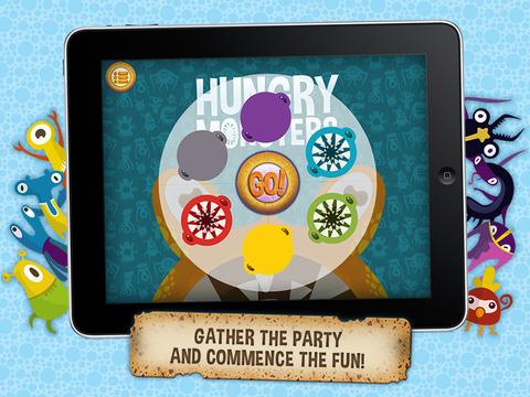 Hungry Monsters - Głodołaki screenshot 8