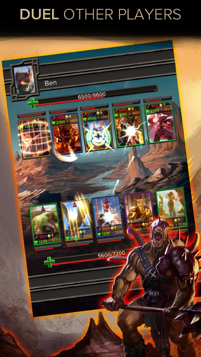 Evoker – A Magic Trading Card Game (TCG) screenshot #2