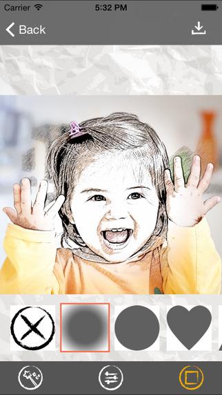 تطبيق Sketch Me لتحويل صورتك إلى كرتون - مجانا لوقت محدود