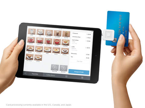 Square Point of Sale (POS) screenshot 6