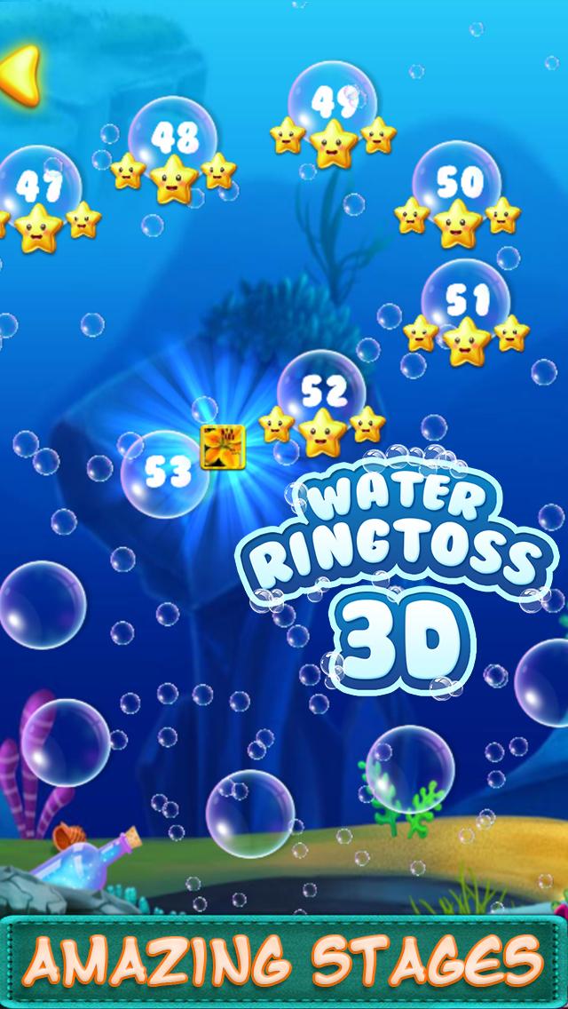 Water Ringtoss 3d screenshot 1