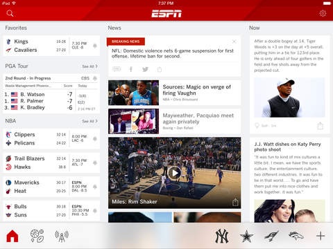 ESPN: Live Sports & Scores screenshot 6