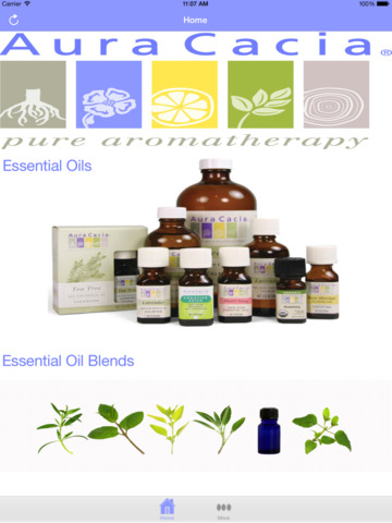 Aura Cacia Essential Oils screenshot 6