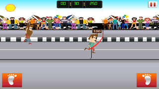` Hipster Race Running Battle Competition Games Work-out Free Fun screenshot 5