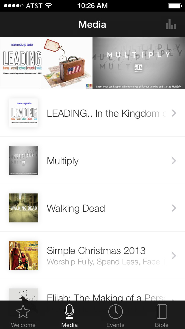 Calvary Church Annandale screenshot 1