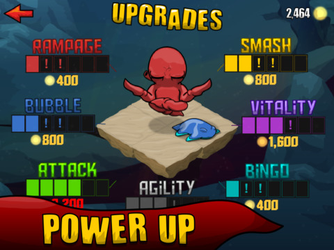 Quadropus Rampage screenshot 8