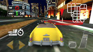 Thug Taxi Driver - AAA Star Game screenshot 2