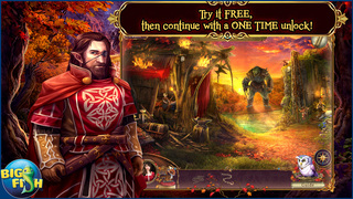 Awakening: The Redleaf Forest - A Magical Hidden Object Adventure screenshot 1