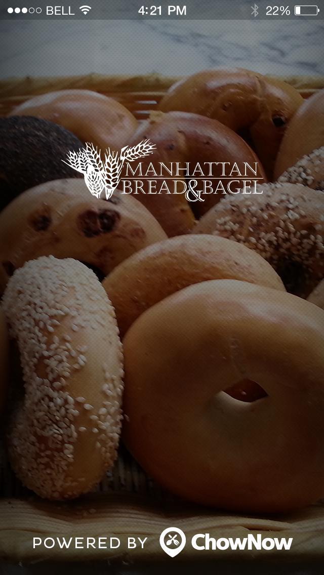 Manhattan Bread & Bagel screenshot 1