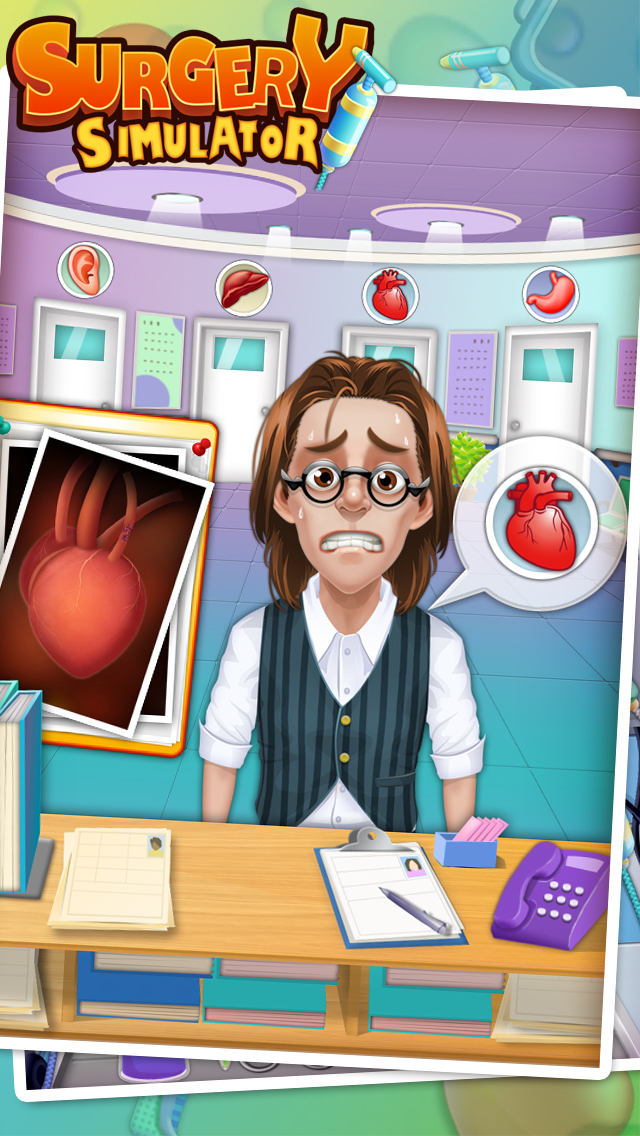 Surgery Simulator - Surgeon Games screenshot 3
