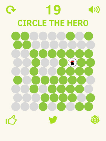 Circle The Hero screenshot 5