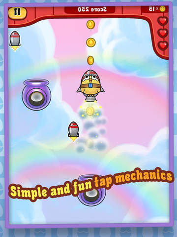 Chick-A-Boom - Cannon Launcher Game screenshot #5