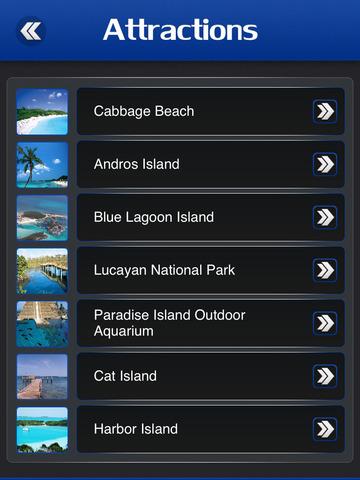 Bahamas Offline Tourism Guide screenshot 8