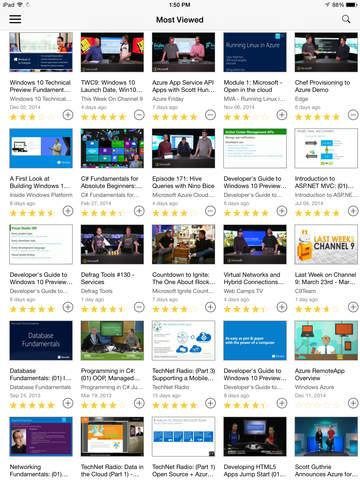Microsoft Channel 9 screenshot 7