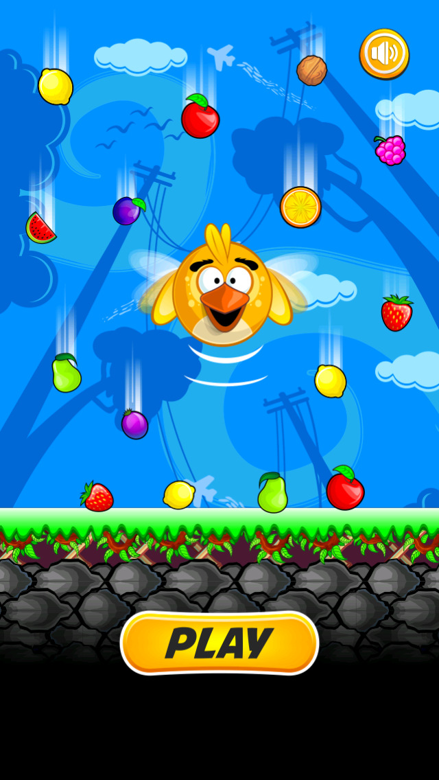 Jolly Chick Jump Jam screenshot 1