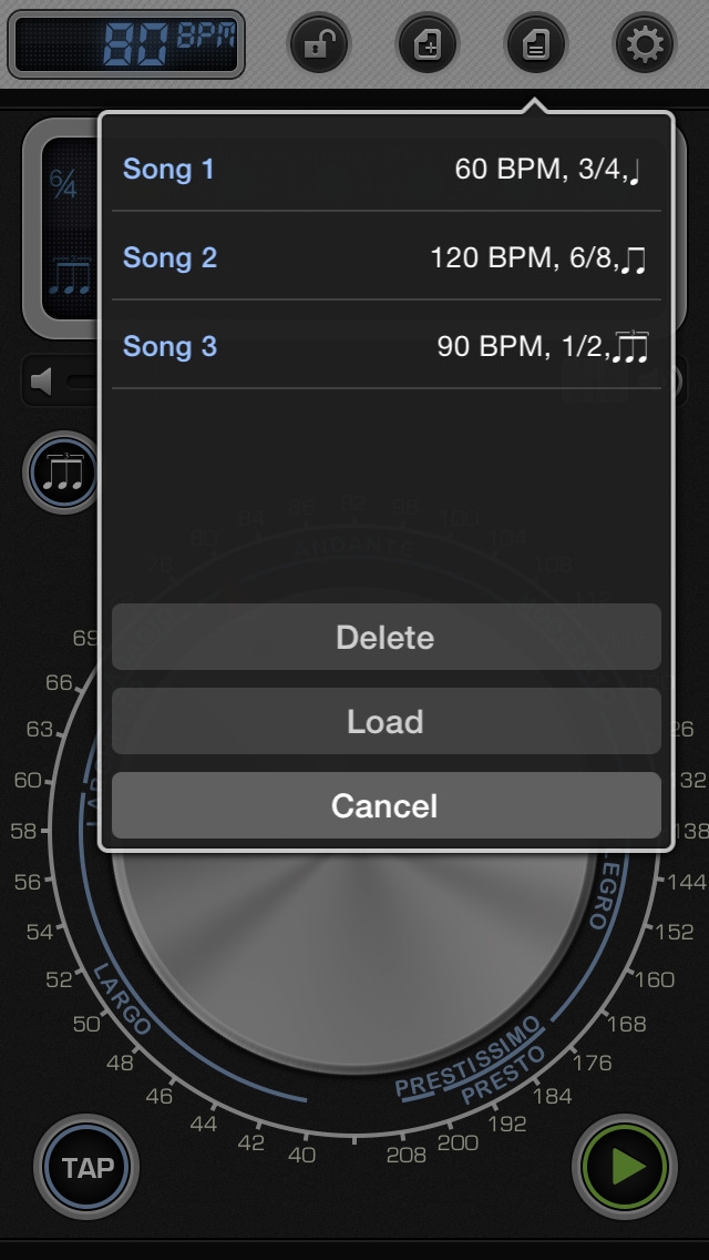 Metronome 9th: Pro Instrument for Music Practice screenshot 4