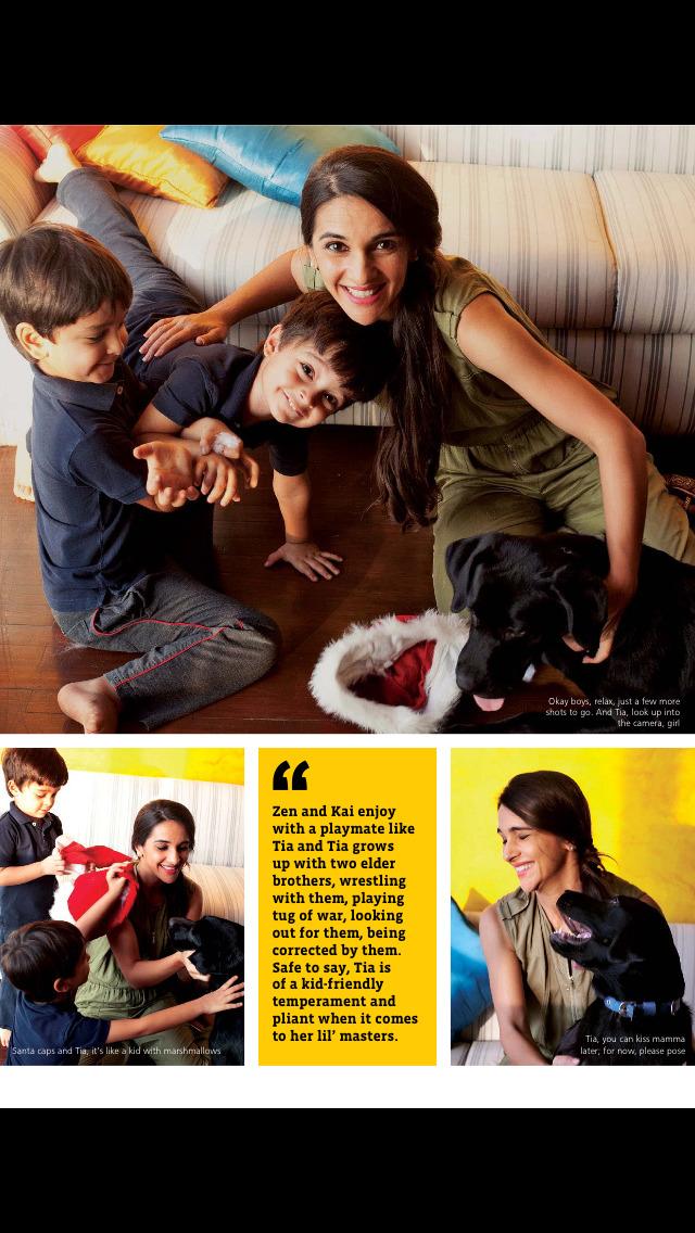 dogs & more Magazine screenshot 3