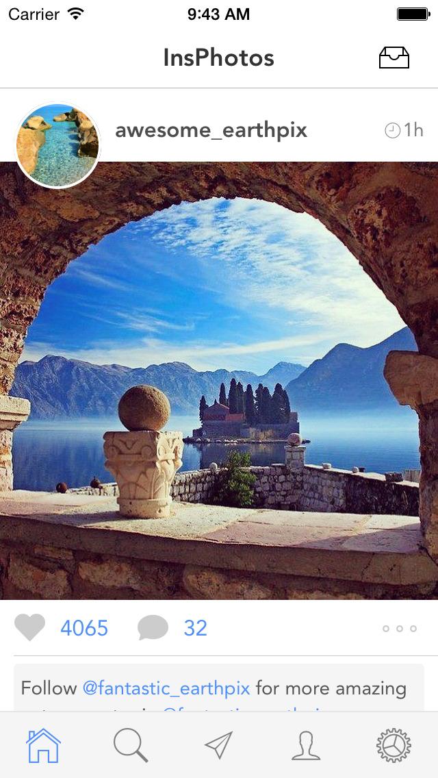 InsPhotos for Instagram screenshot 1