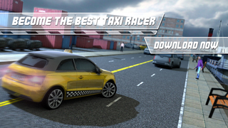 Real Taxi Driver Simulator 3D PRO screenshot 5