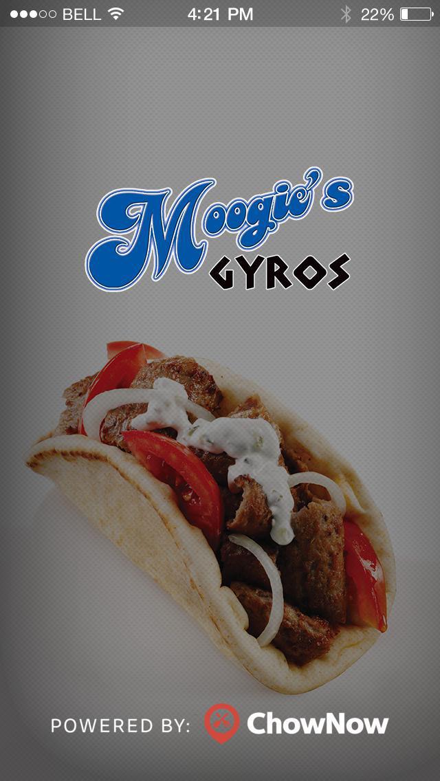 Moogie's Gyros screenshot 1