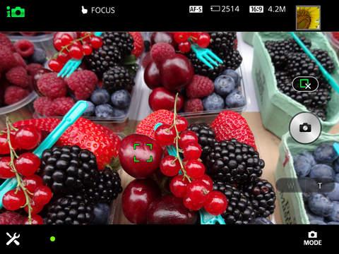 Imaging Edge Mobile screenshot 9