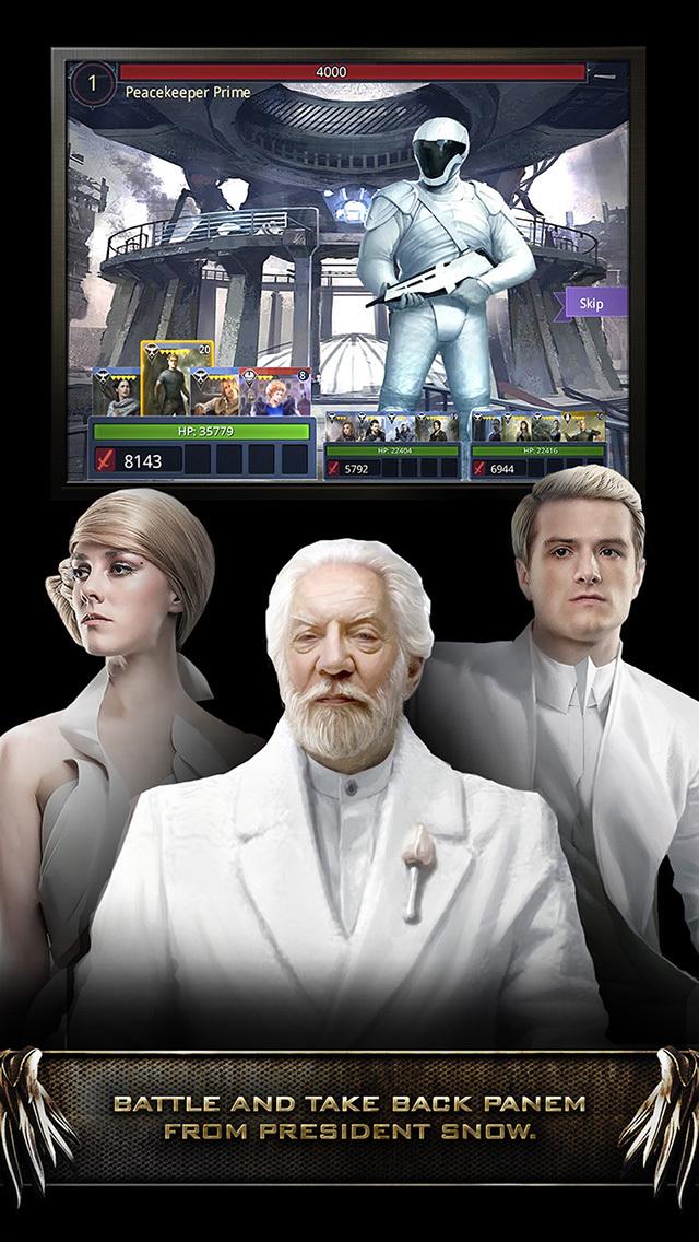 The Hunger Games: Panem Rising screenshot 5