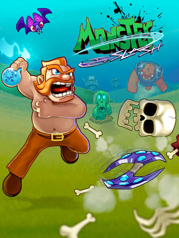 Monster Slash - Epic Hero Quest to Defeat Evil Creatures image #1
