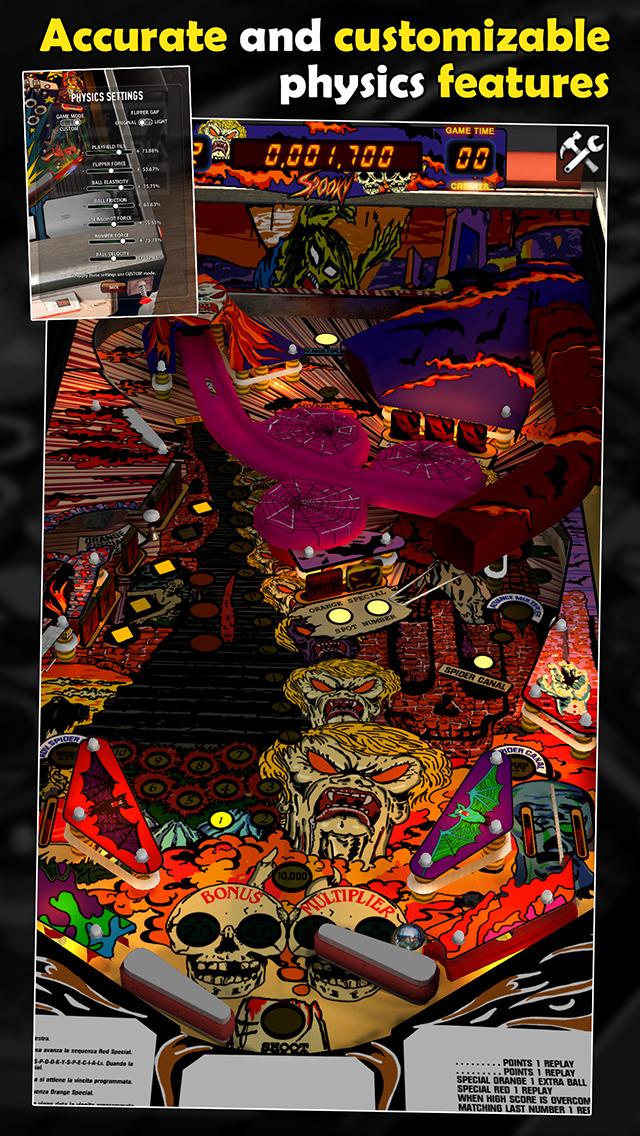Zaccaria Pinball Master Edition screenshot 2