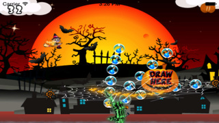Bubble Zombie PRO screenshot 4