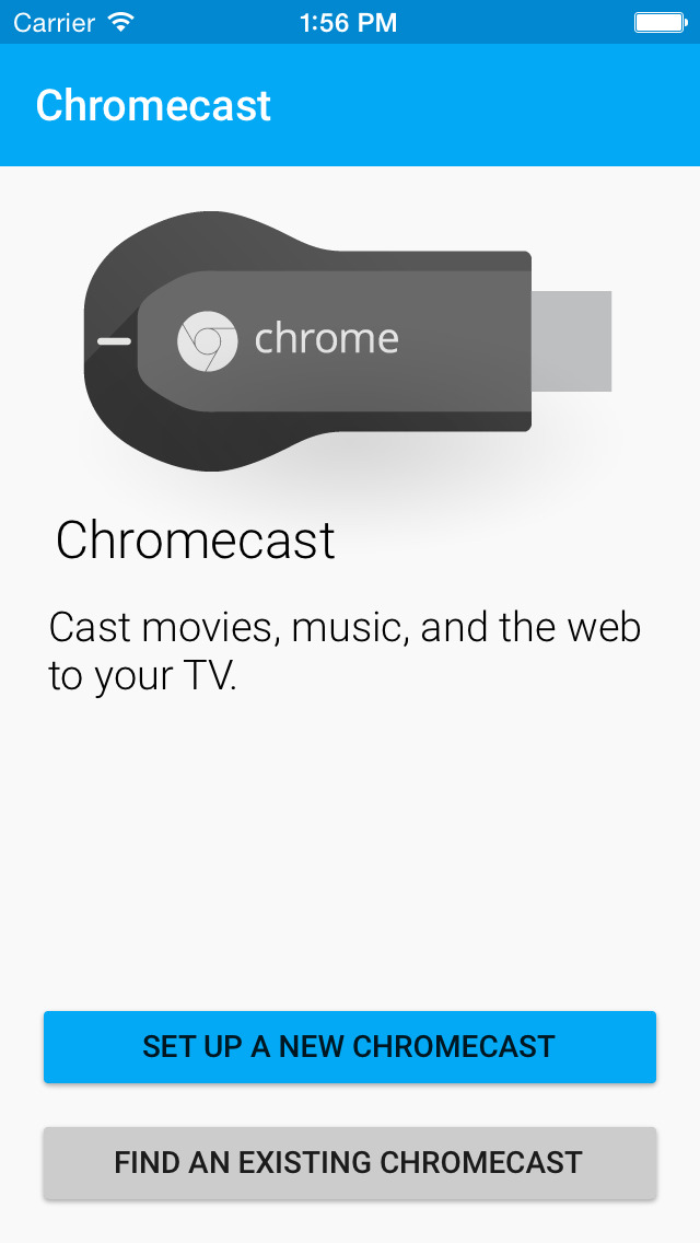 Google Home screenshot 2