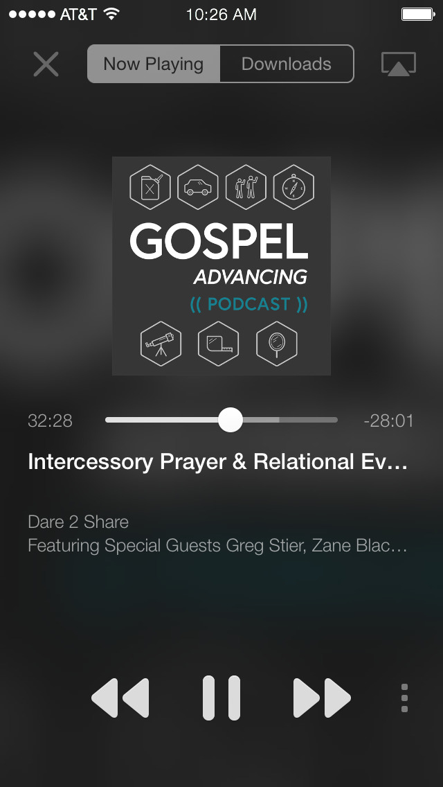 Gospel Advancing Ministry screenshot 2