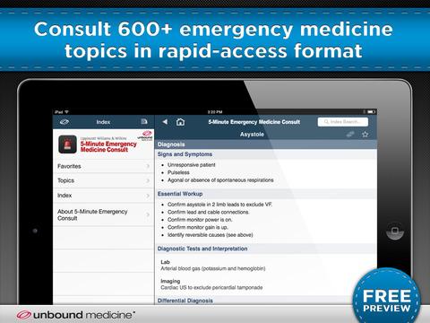5-Minute Emergency Medicine screenshot 6