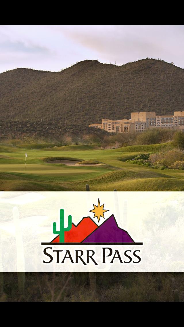 Starr Pass Golf screenshot 1