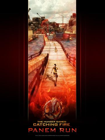 Hunger Games: Catching Fire - Panem Run screenshot 6