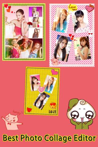 Photo Collage Design - náhled