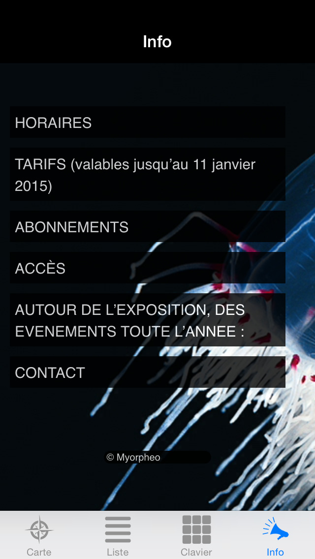 Abysses screenshot 1
