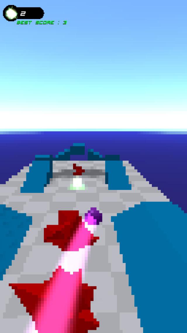 Bit Dash FX 2000 3D screenshot 5