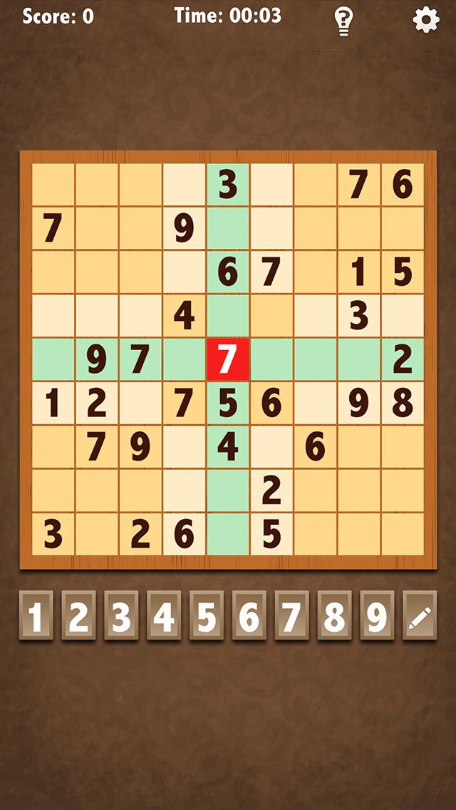 Café Sudoku screenshot 3