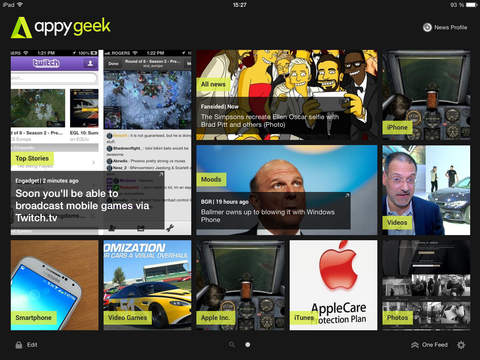 Appy Geek – tech news screenshot 6