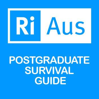 RiAus Postgraduate Survival Guide