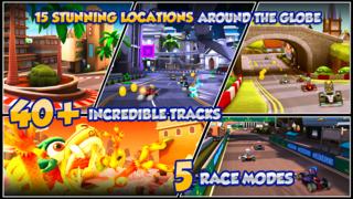 F1 Race Stars™ screenshot #2